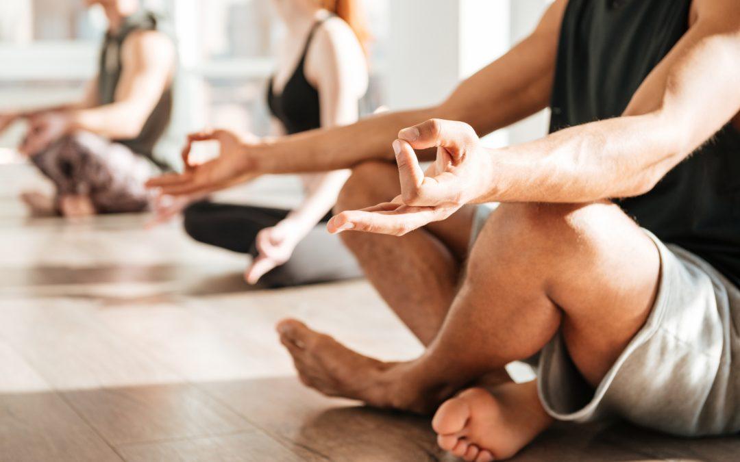 Ej avdragsgill utbildning för yogainstruktör